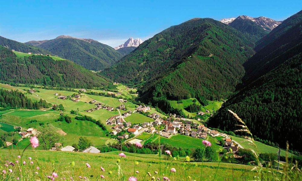 Entdecken Sie den Ferienbauernhof in Lüsen und Umgebung