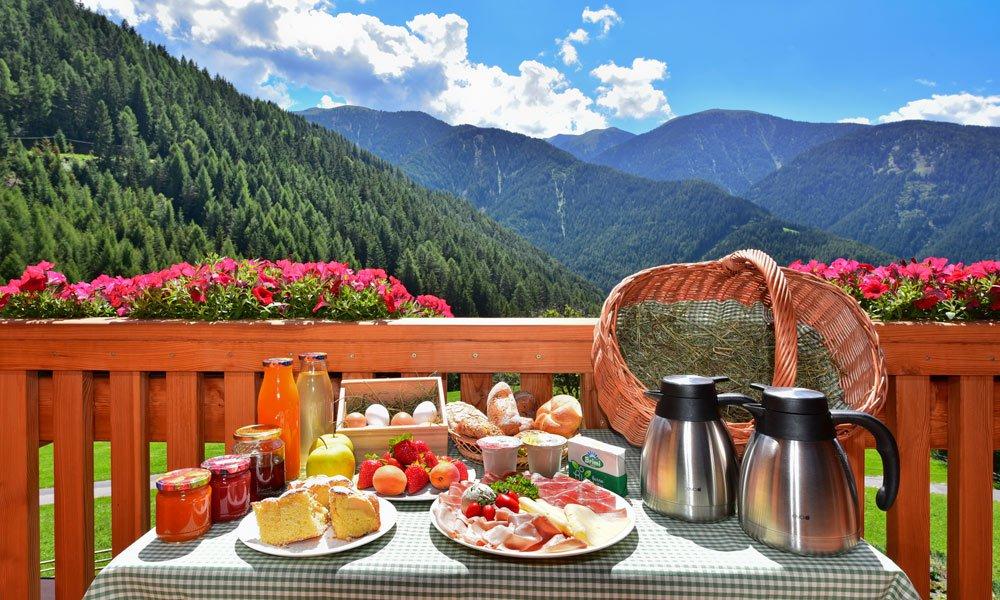 Ihr Bauernhofurlaub in Lüsen - Südtirol