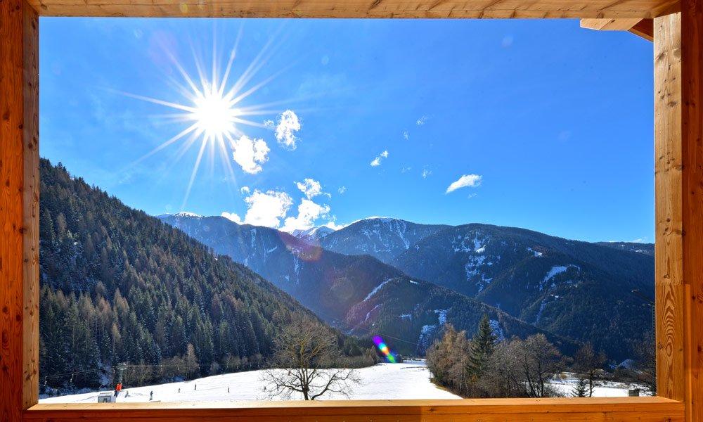Ihr Winterquartier auf dem Bacherhof