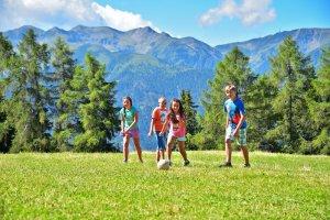 Sommerurlaub mit Kindern in den Bergen