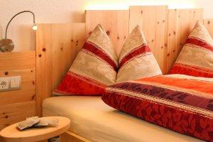 Apartment Birke - Bett