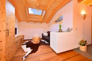 Apartment Zirm - Wohnzimmer